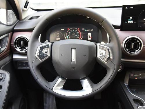 机械超越合资SUV,空间和a机械度令人满意,实力设计的工作要求图片