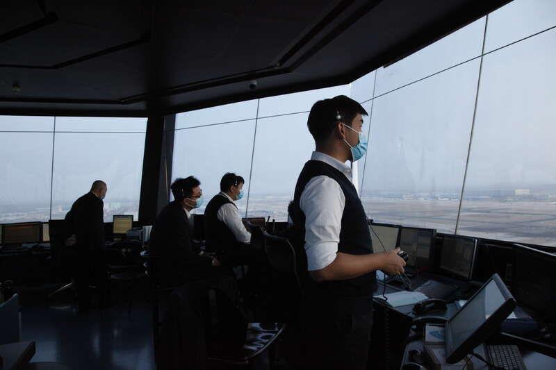 """华北空管局启动春运""""程序"""",为疫苗运送航班提供优先保障"""