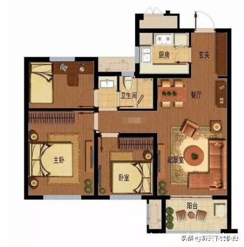 """買房就要選""""這個面積"""",內行人自己住舒坦、賣瞭有人搶"""