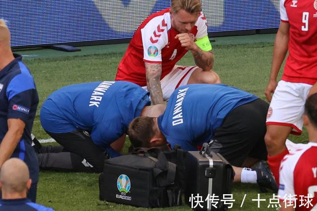 兩天內有兩位職業運動員遭遇心肌梗塞,為何說埃裡克森更加幸運?
