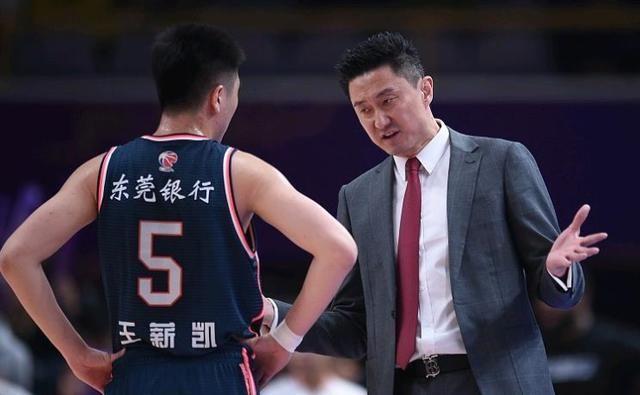 廣東宏遠神投手留隊!獲得杜鋒認可 成為CBA勵志球員