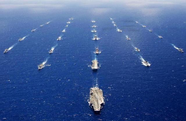 美軍高官抱怨:美軍造船預算讓中國興奮,兩任總統都不上心!