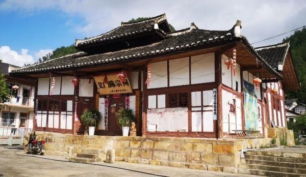 陈氏宗祠,一座老宅的百年守望