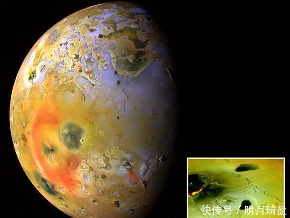 太陽系內最慘烈的星球全身布滿傷疤形如「馬蜂窩」