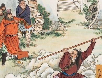 教头|洪教头主动挑衅林冲不是想要挑战自己的极限,而是误判了形势