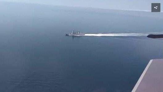 地球局|俄羅斯硬核驅逐英國軍艦,給美國和北約敲警鐘