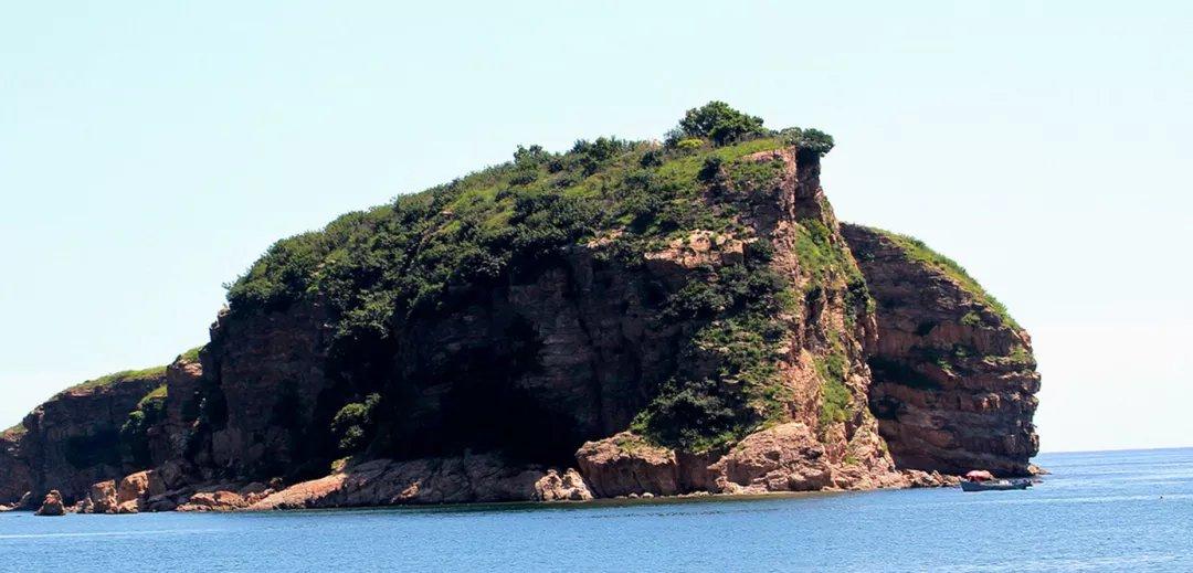 """""""海上盆景""""——大连南部海域浪漫海岛之旅"""