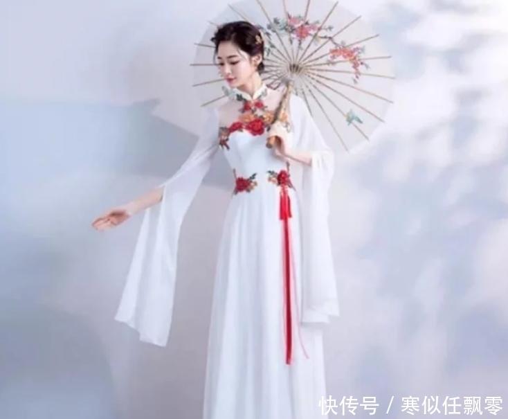 心理測試選出你最喜歡的古風旗袍,測你是不是天生的招桃花體質