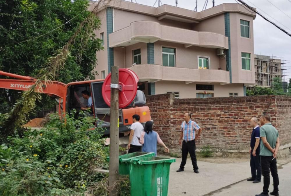 清零!柳城街道全面完成旱厕填埋