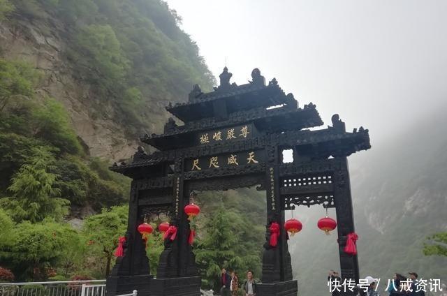 陕西门票最高景区,游玩一圈需要520元,节假日依旧人山人海!