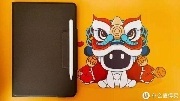 iPad 年货好物:触控键盘很灵敏,SMORSS一体式iPad键盘套装开箱