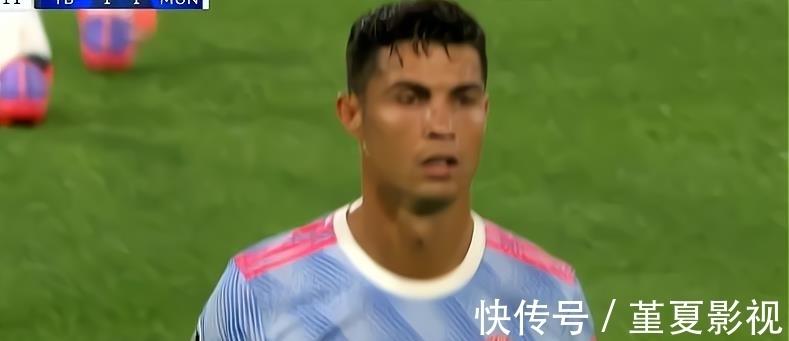 欧冠|射门2-20!曼联客场被暴揍,C罗真尽力了,索圣为保守付出代价