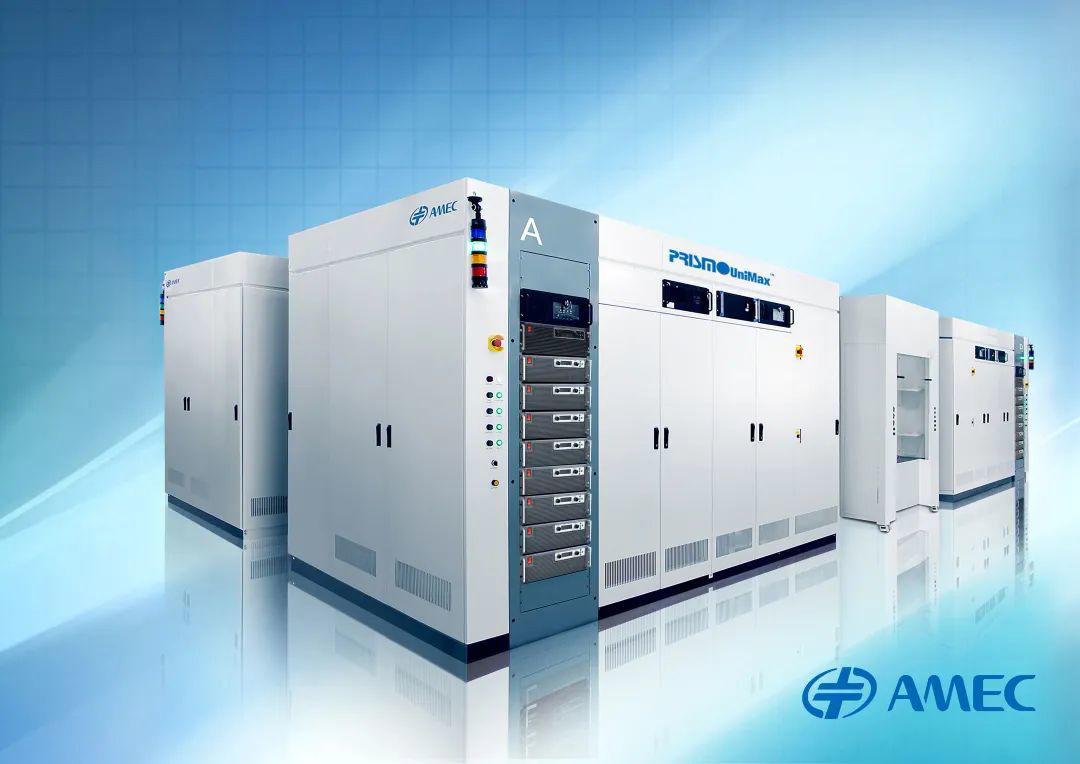 中微公司:發佈用於高性能Mini-LED量產的MOCVD設備Prismo UniMax
