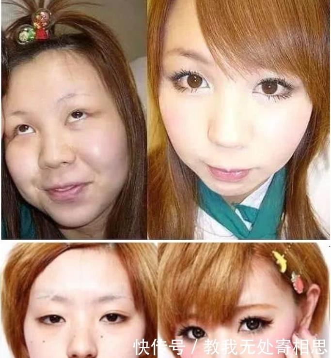 換臉術:日本化妝,韓國整容,泰國變性……中國:你們不好使