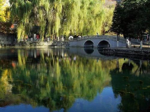中国|中国最小的湖泊,只有15平方米,但远近闻名曾获得吉尼斯纪录