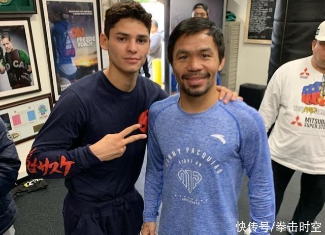 帕奎奧大戰網紅拳王有望上演!中國拳擊專傢:帕奎奧令人敬佩