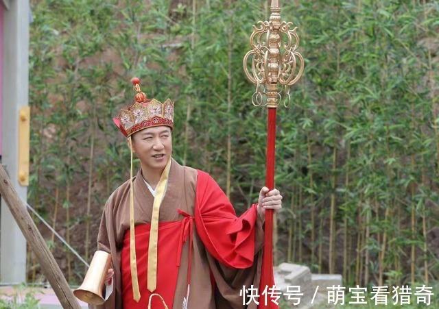 """真人秀节目 孙红雷""""唐僧""""造型曝光,小眼神令妖怪胆寒施主,这瓜保熟吗"""