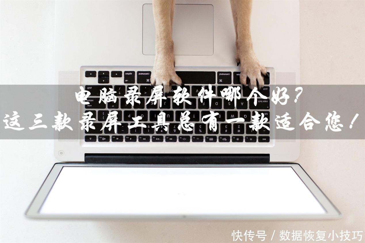 电脑录屏软件哪个好?