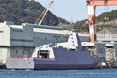 日本新型護衛艦下水引關註