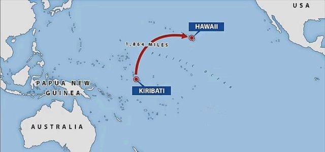 """外媒熱炒:""""中國在夏威夷附近建基地""""?可部署偵查機戰鬥機?"""