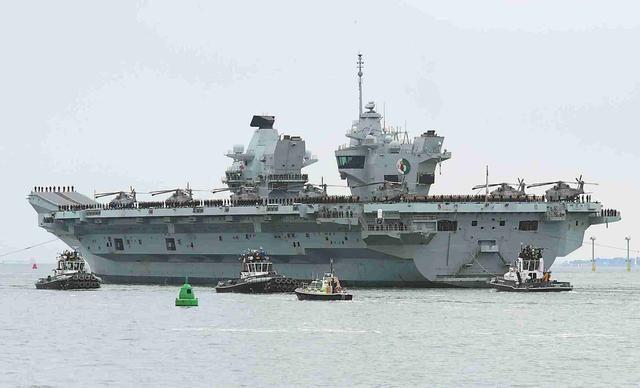 南海亂成瞭一鍋粥!八國派出軍艦秀肌肉,中國要如何應對?
