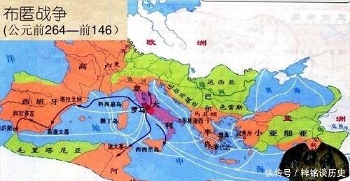 秦始皇統一天下,其他大洲都在幹什麼