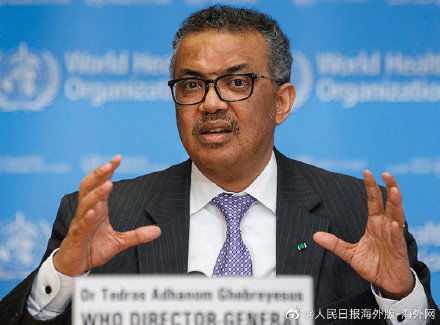谭德塞:若公平分配资源,全球可在未来几个月内控制新冠疫情