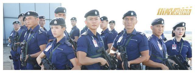 香港電視劇《機場特警》讓人看瞭起火!再現兩女爭一男劇情