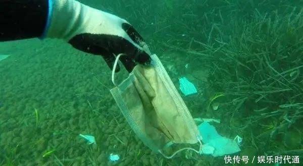 15.6亿个口罩流入海洋 分解要450年