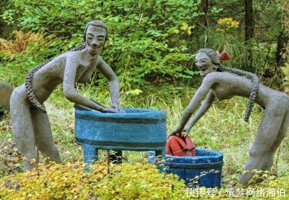 """全球最""""恐怖""""的公园,有500座诡异雕像,因""""吓人""""而出名"""