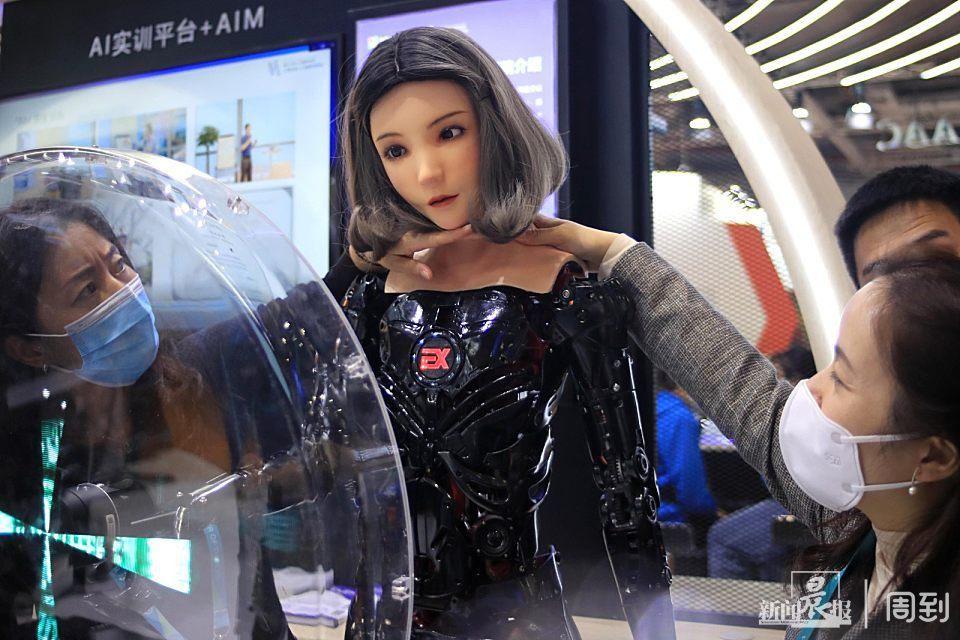 """进博""""好物宝典""""又添新亮点!从超跑到机器人……科技感满满!"""