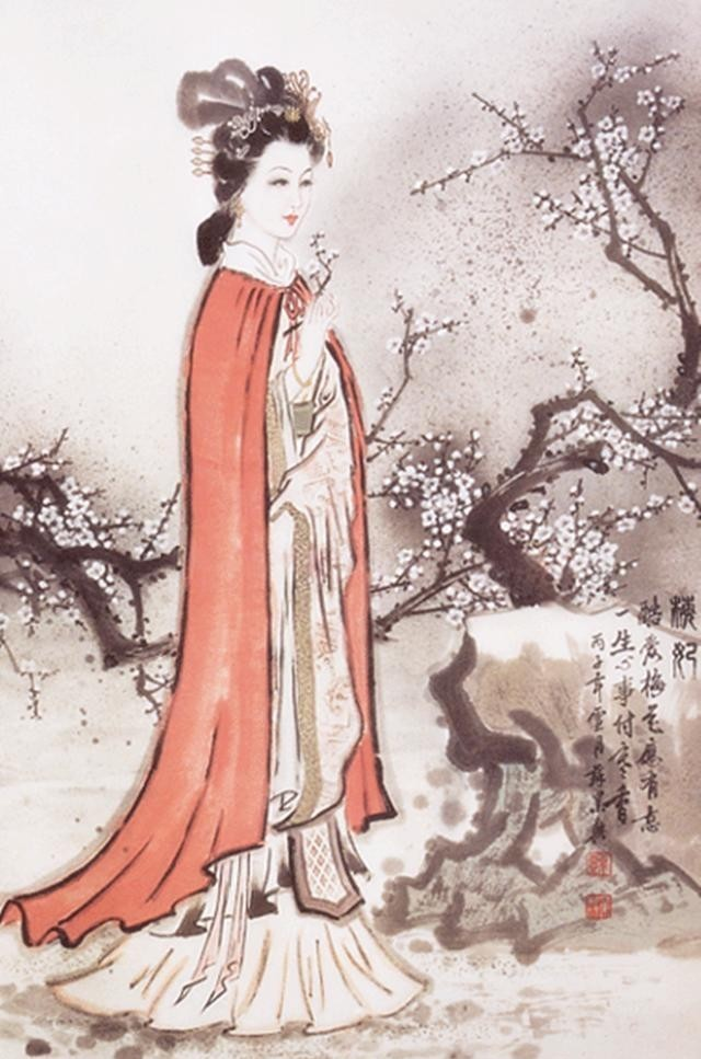 为何杨玉环姿色不如梅妃,反倒比梅妃更加得宠呢?性格决定了命运