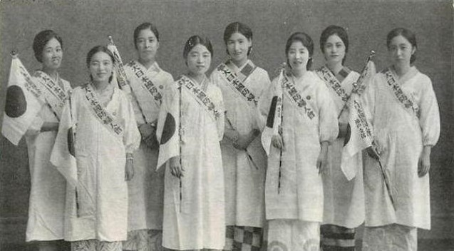 日本|二战时期的日本女人到底有多坏?说了都怕你不相信!