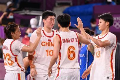 祝賀!中國女子三人籃球晉級四強