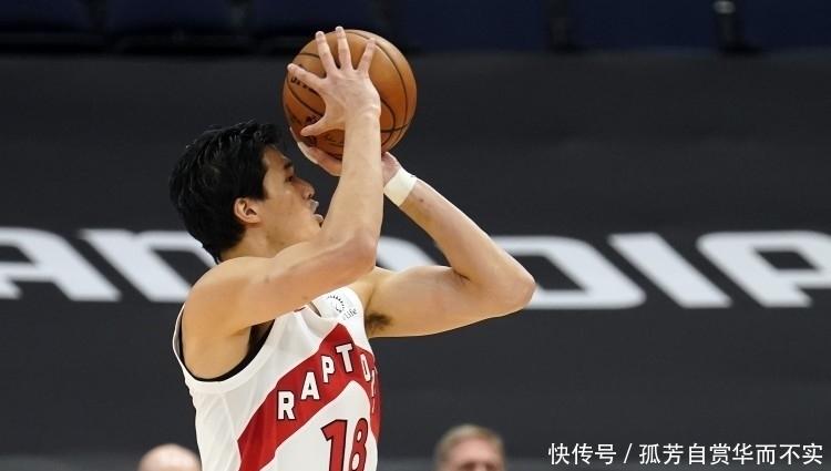 日本小將5投4中砍下12分,何時才會再有中國球員登陸NBA?
