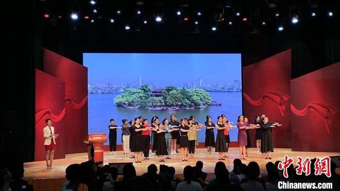 浙江舉辦首屆手語大賽 完善亞運會助殘志願者梯隊建設