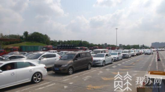 还没免费高速已经堵车了!10月1日江苏有望突破历史最大客流