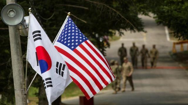 這次不用漲價400%瞭?美媒:美韓已就駐軍費用分攤達成原則性協議