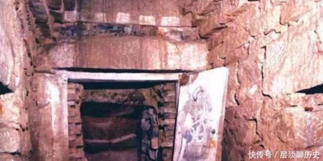 我国最幸运古墓,盗墓贼挖15米后放弃,就差5厘米10吨珍宝不保