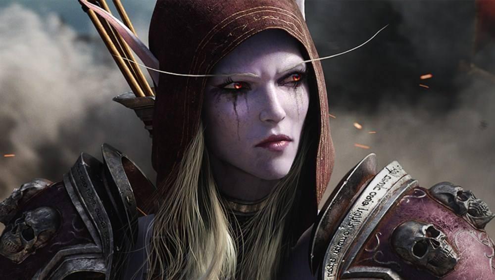 谈到|魔兽世界:制作人在暗影国度正式上市前谈到希尔瓦娜斯的命运