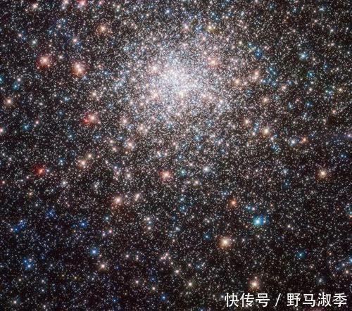 有兩千億顆恆星的星系是什麼樣子哈勃望遠鏡揭示難以置信的樣貌