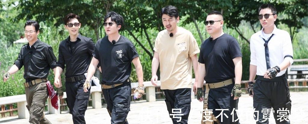 常驻嘉宾 综艺(五哈)第二季已经准备就绪,邓超鹿晗陈赫整装待发
