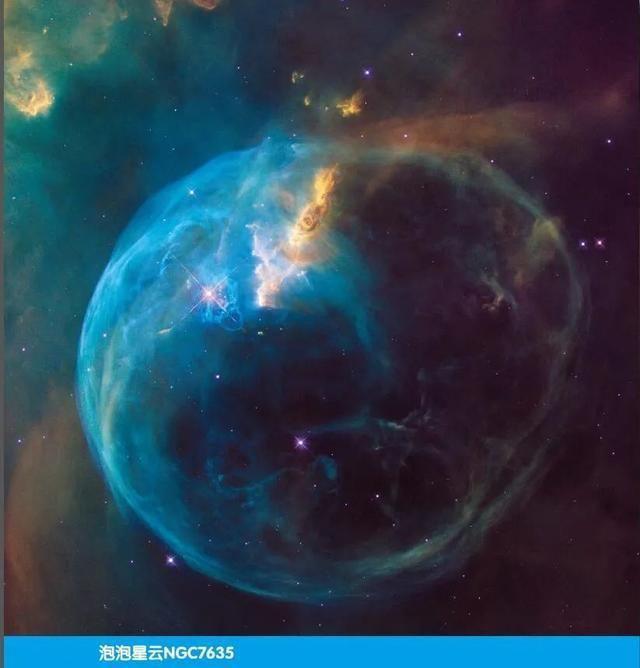 哈勃望远镜最新的瑰丽影像