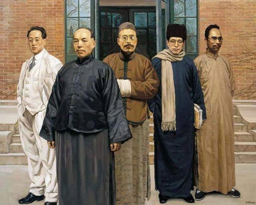 文凭|中国近百年来,公认最博学的人,为何他却连一张文凭都没有
