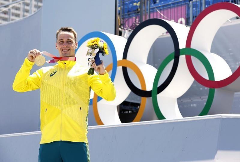 瞰奧·戰況   自由式小輪車奧運首秀 澳大利亞英國分享冠軍