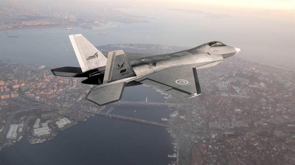土耳其雄心勃勃打造國產五代機,首架原型機亮相時間已定
