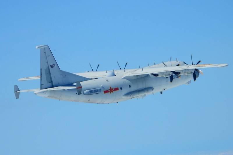 綠媒又炒:解放軍軍機今日上午6度進入臺灣西南空域