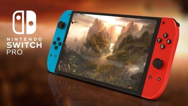 曝新款Switch Pro今年發!任天堂回應:無可奉告