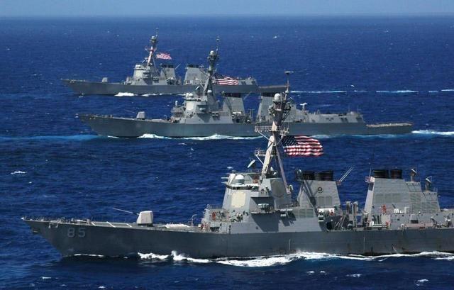 美國海軍三大戰艦都有缺陷?美專傢點破真相,十年努力要打水漂