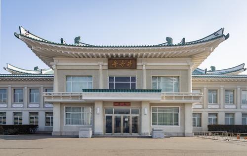 走進朝鮮,在朝鮮高檔餐廳吃碗面多少錢?